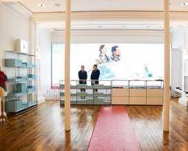Showroom/ Boutique éphémère/ Défilé