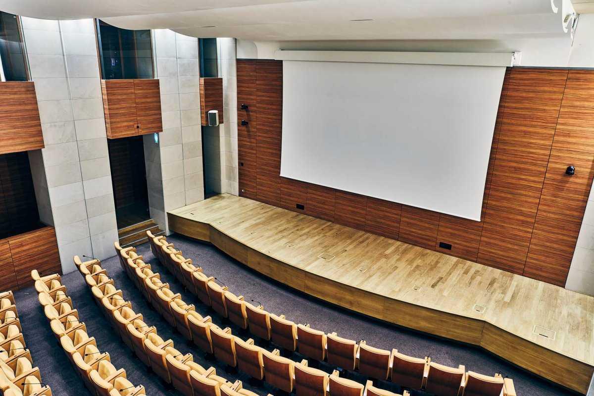 Auditorium Marceau
