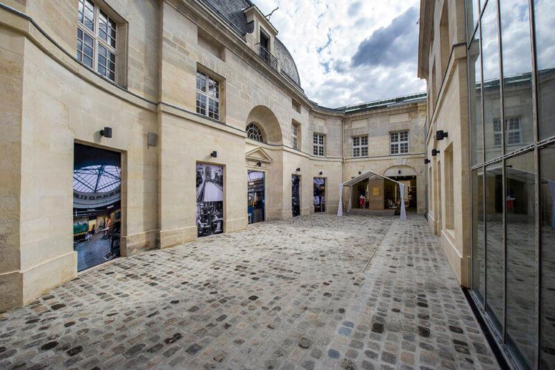 Cour Des Fonderies © Monnaie De Paris