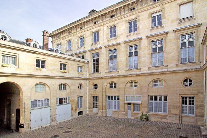 Cour Des Remises © Monnaie De Paris