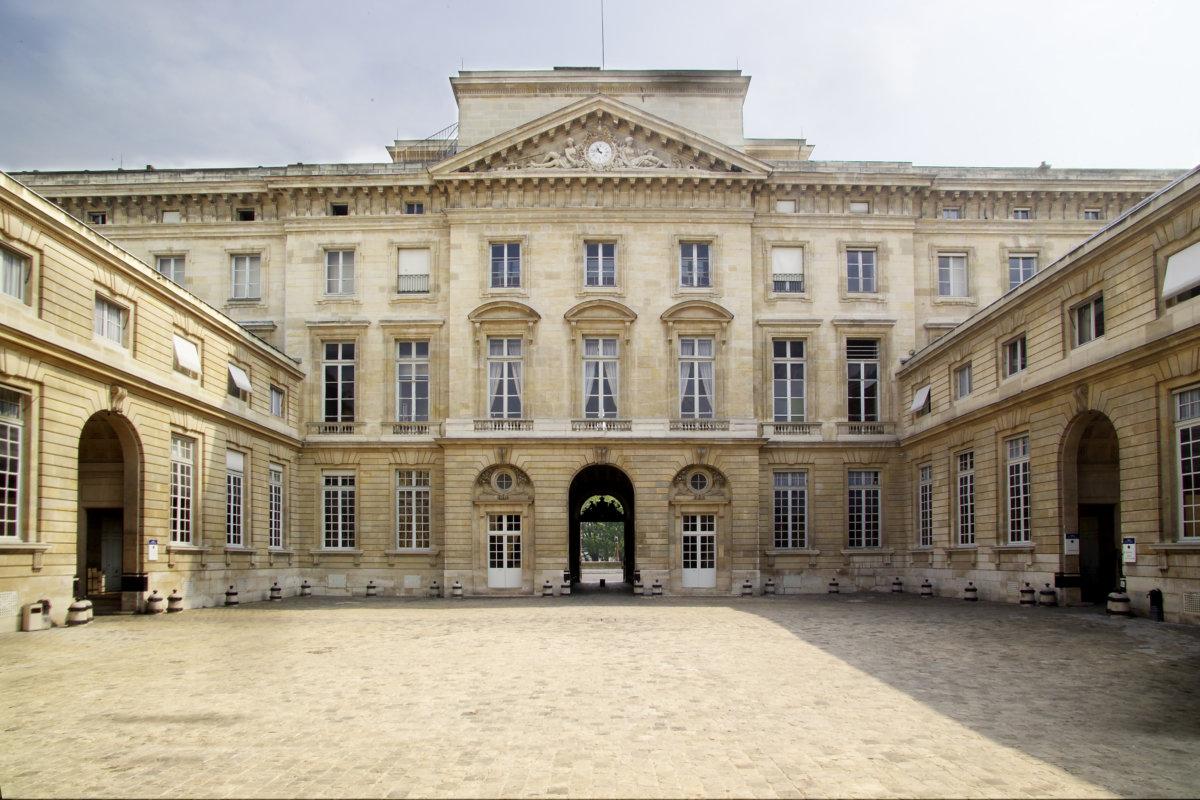 Cour D'honneur © Monnaie De Paris