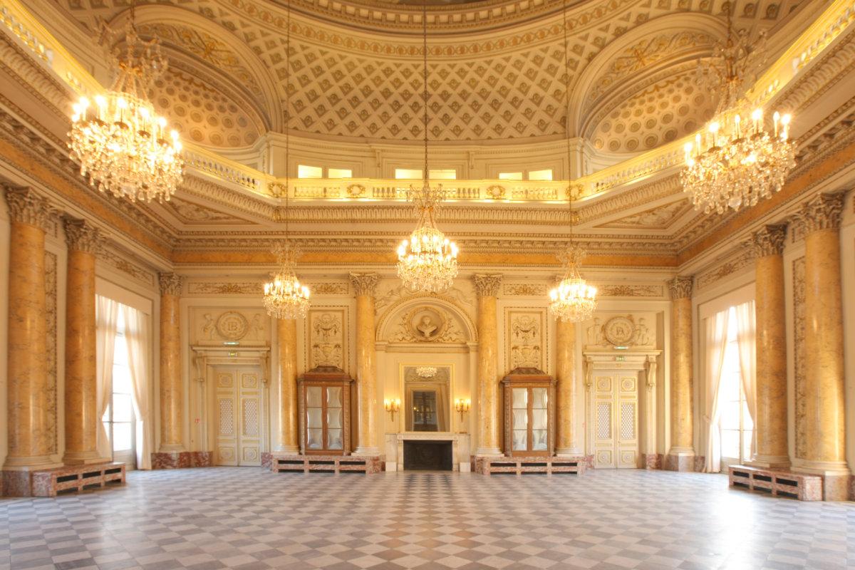 Salon D'honneur Guillaume Dupré © Monnaie De Paris