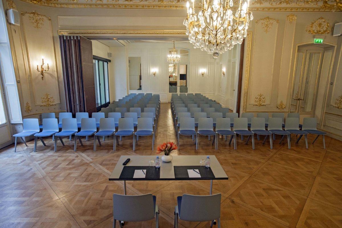 Grand salon quadrille - conférence