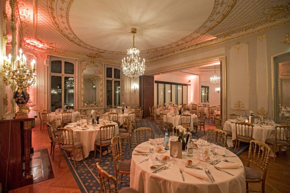 Salon quadrille - banquet