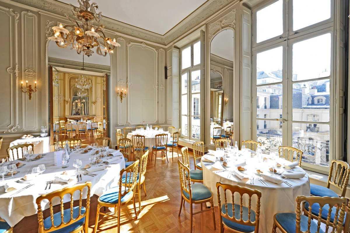 Salon Lebrun - banquet
