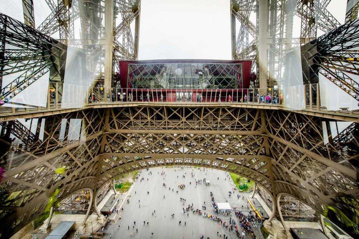 Salon Tour Eiffel