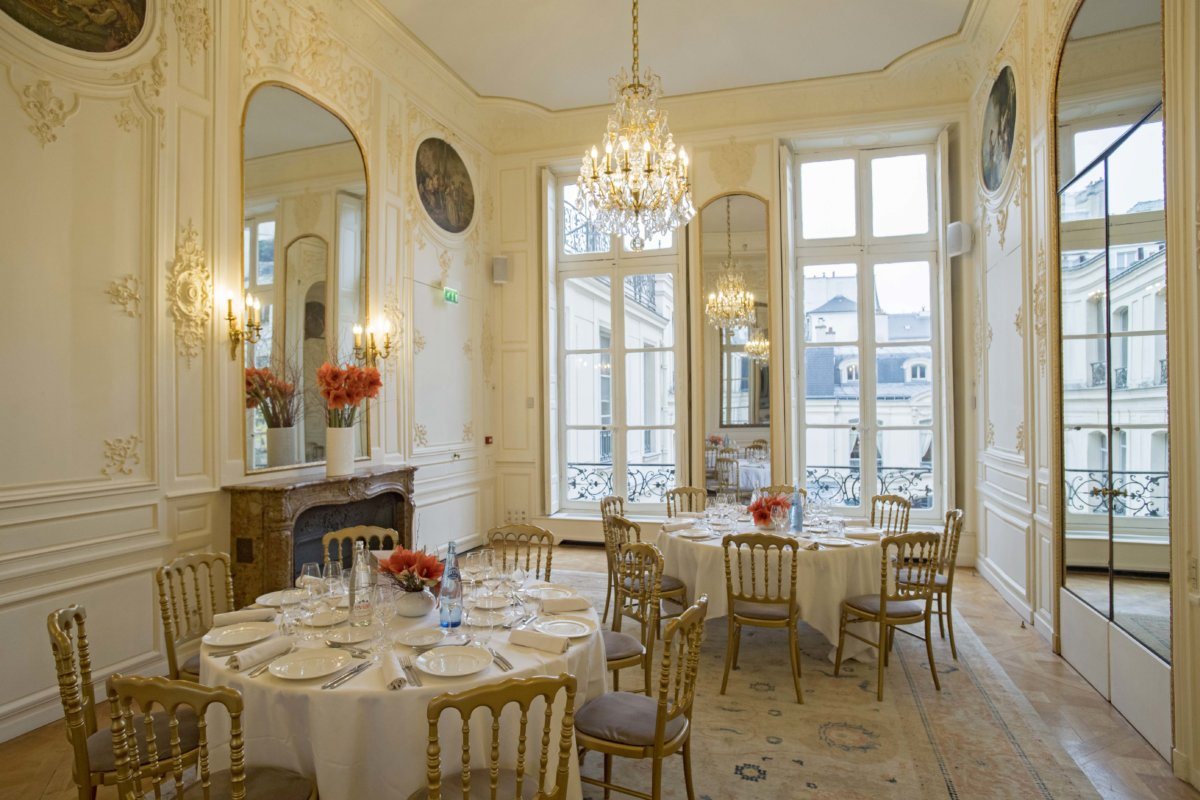 Salon Manilève - banquet