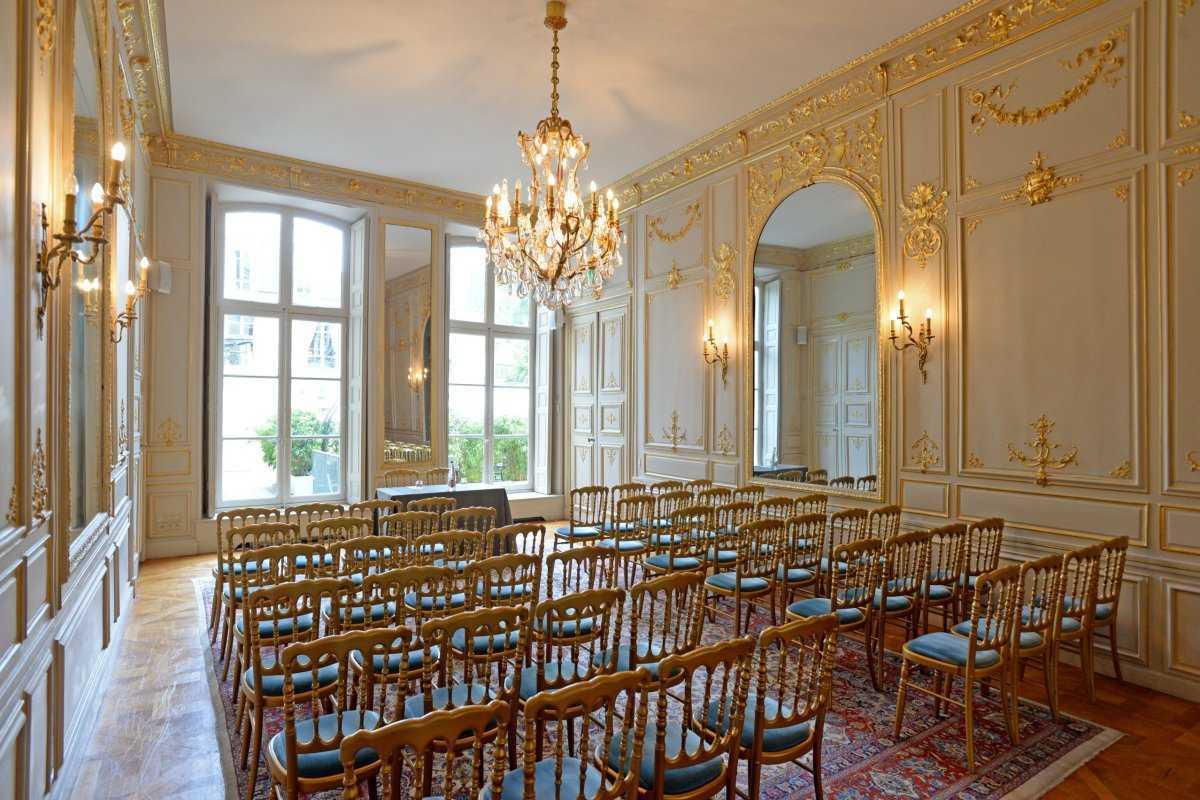 Salon des colonnes