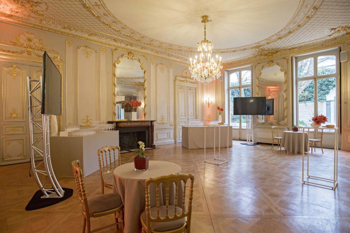 Grand salon quadrille - cocktail