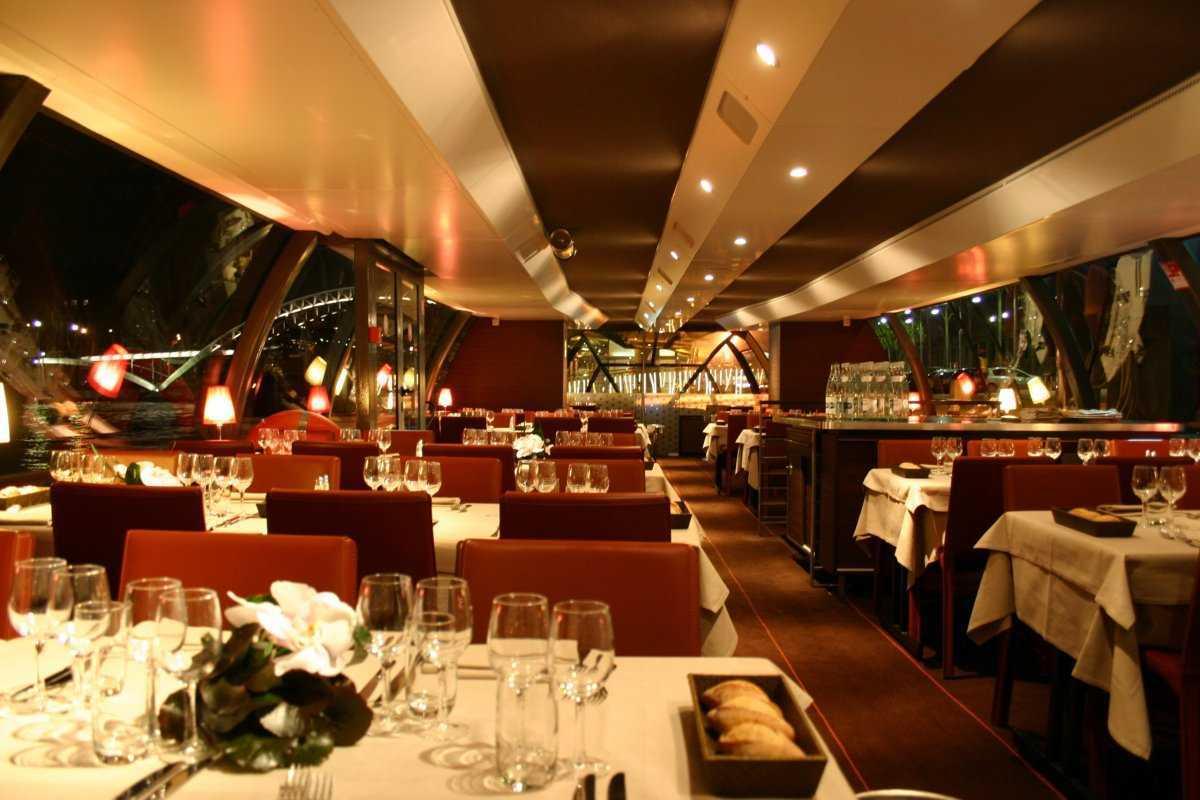 Diner Le Saphir